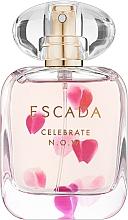 Parfumuri și produse cosmetice Escada Celebrate N.O.W. - Apa parfumată