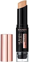 Parfumuri și produse cosmetice Fond de ten - Bourjois Always Fabulous Foundcealer Stick Corrective Makeup Foundation