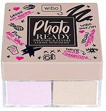 Parfumuri și produse cosmetice Pudră de față 2în1 - Wibo Photo Ready Loose Powder