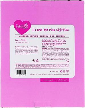 Aquolina Pink Sugar - Set (edt/100ml + b/lot/250ml) — Imagine N2