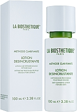 Parfumuri și produse cosmetice Loțiune de curățare pentru ten gras - La Biosthetique Methode Clarifiante Lotion Desincrustante
