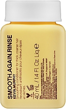 Parfumuri și produse cosmetice Balsam de netezire pentru păr - Kevin.Murphy Smooth.Again.Rinse Smoothing Conditioner (mini)