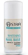 Parfumuri și produse cosmetice Lac de bază pentru unghii - Astra Make-up Whitening Nail Base