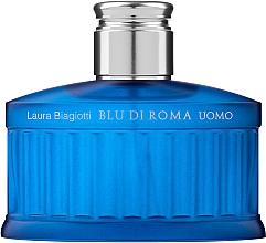 Parfumuri și produse cosmetice Laura Biagiotti Blu Di Roma Uomo - Apă de toaletă