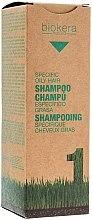 Parfumuri și produse cosmetice Шампунь для жирной кожи головы - Salerm Biokera Specific Oil Hair Shampoo