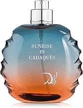 Parfumuri și produse cosmetice Salvador Dali Sunrise In Cadaques Pour Homme - Apă de toaletă (tester fără capac)