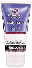 """Parfumuri și produse cosmetice Crema de mâini """"Restaurarea elasticității pielii"""" SPF 20 - Neutrogena Visibly Renew Hand Cream"""
