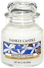 """Parfumuri și produse cosmetice Ароматическая свеча """"Ночной жасмин"""" - Yankee Candle Midnight Jasmine"""