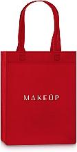"Parfumuri și produse cosmetice Geantă shopper, bordo ""Springfield"" - MakeUp Eco Friendly Tote Bag"