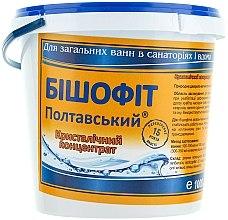 """Parfumuri și produse cosmetice Poltava """"Concentrat cristalin"""" - Bisofit"""