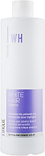 Parfumuri și produse cosmetice Șampon neutralizant galben - Kosswell Innove Professional White Hair Shampoo