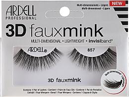 Parfumuri și produse cosmetice Gene false - Ardell 3D Faux Mink 857