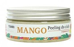 Parfumuri și produse cosmetice Peeling pentru corp - Mohani Natural Mango Peel