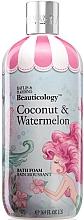 "Parfumuri și produse cosmetice Spumă de baie ""Cocos și Pepene verde"" - Baylis & Harding Beauticology Mermaid"