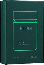 Parfumuri și produse cosmetice Miraculum Chopin OP. 25 - Apă de parfum