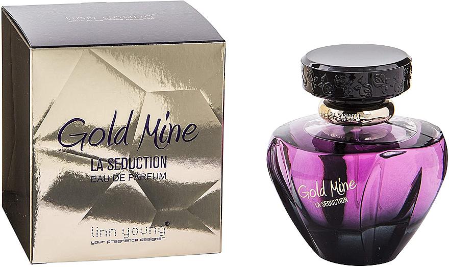 Linn Young Gold Mine La Seduction - Apă de parfum