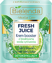 Parfumuri și produse cosmetice Cremă de față - Bielenda Fresh Juice Booster