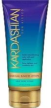 Parfumuri și produse cosmetice Loțiune autobronzantă pentru corp - Australian Gold Kardashian Sun Kissed Gradual Sunless Lotion