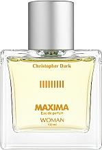 Parfumuri și produse cosmetice Christopher Dark Maxima - Apă de parfum