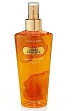 Parfumuri și produse cosmetice Spray parfumat pentru corp - Victoria's Secret VS Fantasies Amber Romance Fragrance Mist