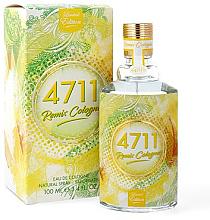 Parfumuri și produse cosmetice Maurer & Wirtz 4711 Remix Cologne Lemon - Apă de colonie