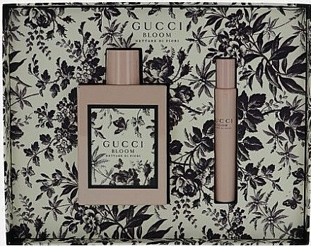 Gucci Bloom Nettare Di Fiori - Set (edp/100ml + edp/7.4ml)