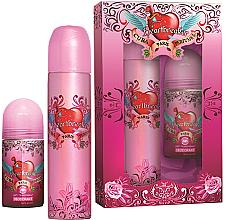 Parfumuri și produse cosmetice Cuba Heartbreaker - Set (edp/100ml + deo/50ml)