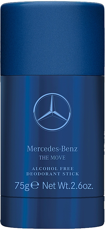 Mercedes-Benz The Move - Deodorant stick