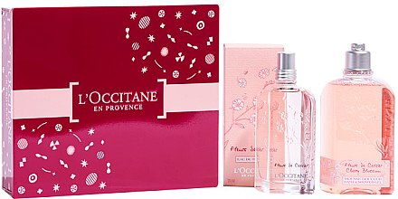 L'Occitane Cherry Blossom - Set (edt/75ml + shg/250ml) — Imagine N1