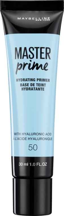 Primer corector pentru machiaj - Maybelline Master Prime 50 Hydrating