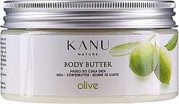 Parfumuri și produse cosmetice Masło do ciała Oliwka - Kanu Nature Olive Body Butter
