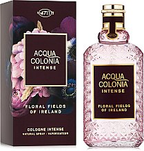 Духи, Парфюмерия, косметика Maurer & Wirtz 4711 Acqua Colonia Intense Floral Fields Of Ireland - Apă de colonie