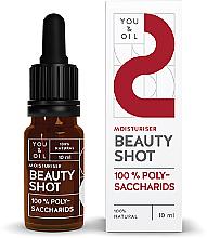 Parfumuri și produse cosmetice Ser facial - You & Oil Beauty Shot Polysaccharids / Moisturiser Face Serum