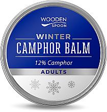 Parfumuri și produse cosmetice Balsam de corp - Wooden Spoon Winter Camphor Balm