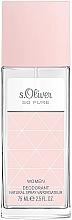 Parfumuri și produse cosmetice S.Oliver So Pure Women - Deodorant