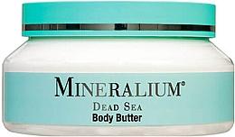 Parfumuri și produse cosmetice Cremă-unt de corp - Minerallium Mineral Therapy Body Butter