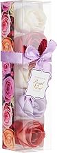 """Parfumuri și produse cosmetice Confetti pentru baie """"Vanilie"""", 5 bucăți - Spa Moments Bath Confetti Vanilla"""