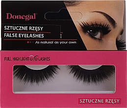 Parfumuri și produse cosmetice Gene false, 4471 - Donegal Eyelashes With Glue