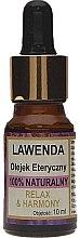 "Parfumuri și produse cosmetice Ulei esențial natural ""Lavandă"" - Biomika Lavender Oil"