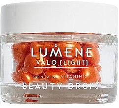 Parfumuri și produse cosmetice Capsule pentru piele strălucitoare - Lumene Valo Vitamin C Beauty Drops