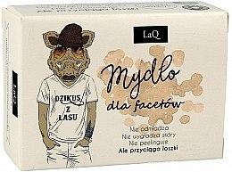Parfumuri și produse cosmetice Săpun cu cărbune activat, pentru bărbați - LaQ Men Soap With Activated Carbon