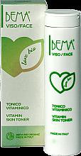 Parfumuri și produse cosmetice Tonic regenerant pentru față - Bema Cosmetici Bema Love Bio Vitamin Skin Toner