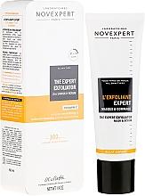 Parfumuri și produse cosmetice Mască-scrub pentru față - Novexpert Vitamin C The Expert Exfoliator Mask & Scrub