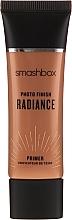 Parfumuri și produse cosmetice Primer pentru față - Smashbox Photo Finish Radiance Primer