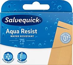 Parfumuri și produse cosmetice Plasturi impermeabili, 75 cm - Salvequick Aqua Resist