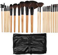 Parfumuri și produse cosmetice Set pensule profesionale pentru machiaj, 24 buc. - Tools For Beauty