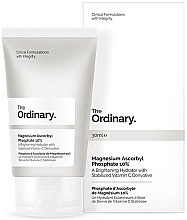 Parfumuri și produse cosmetice Сыворотка для уменьшения пигментации и признаков старения - The Ordinary Magnesium Ascorbyl Phosphate 10%