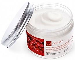 Parfumuri și produse cosmetice Mască cu colagen și ulei de afine pentru păr - GoCranberry
