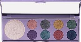 Parfumuri și produse cosmetice Paletă farduri de ochi - Doll Face 9-Shade Face & Eye Palette