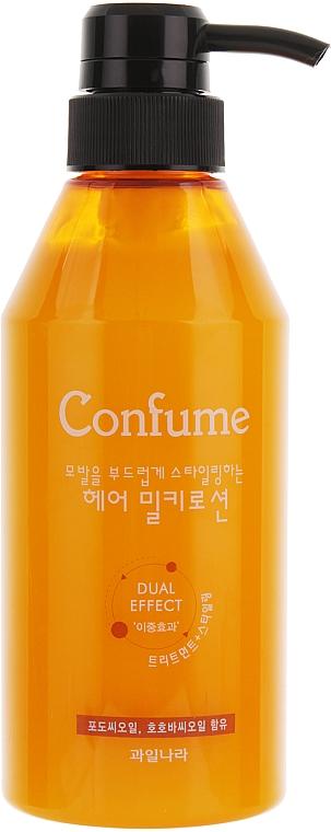 Loțiune pentru păr - Welcos Confume Hair Miky Lotion
